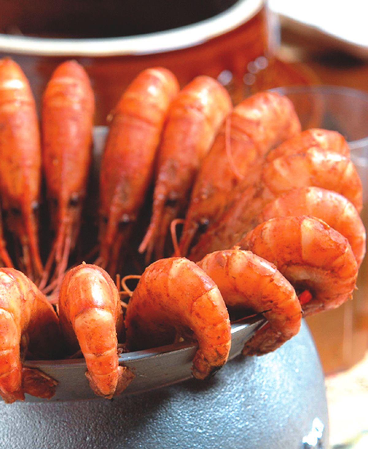 食譜:胡椒蝦