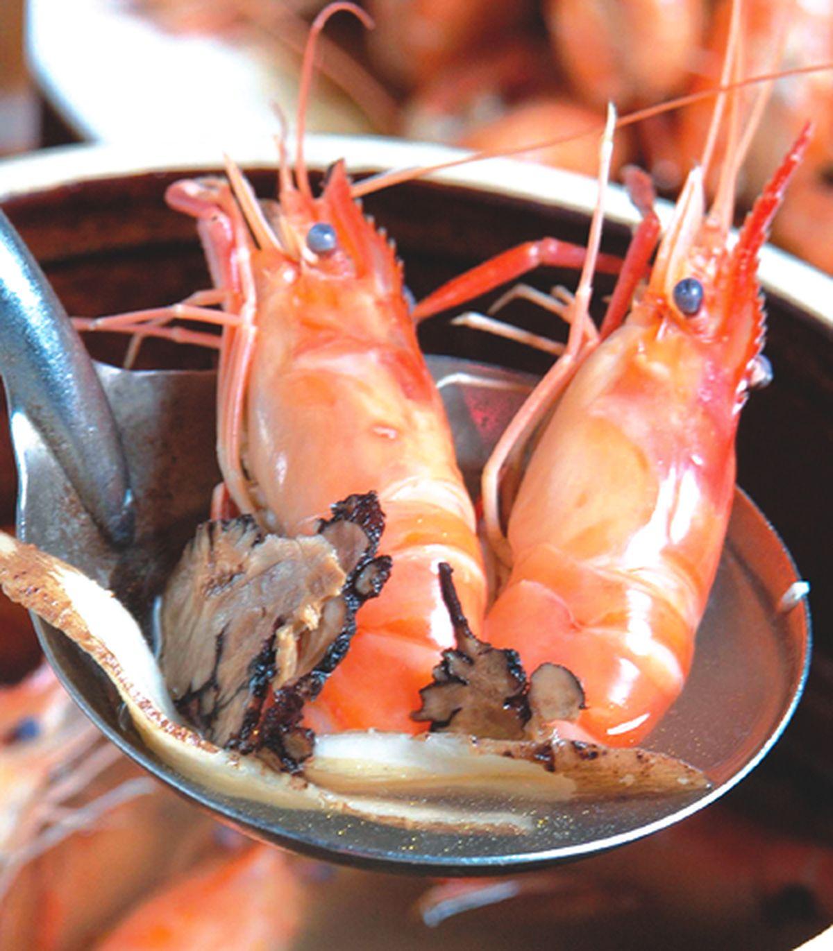 食譜:燒酒蝦(2)
