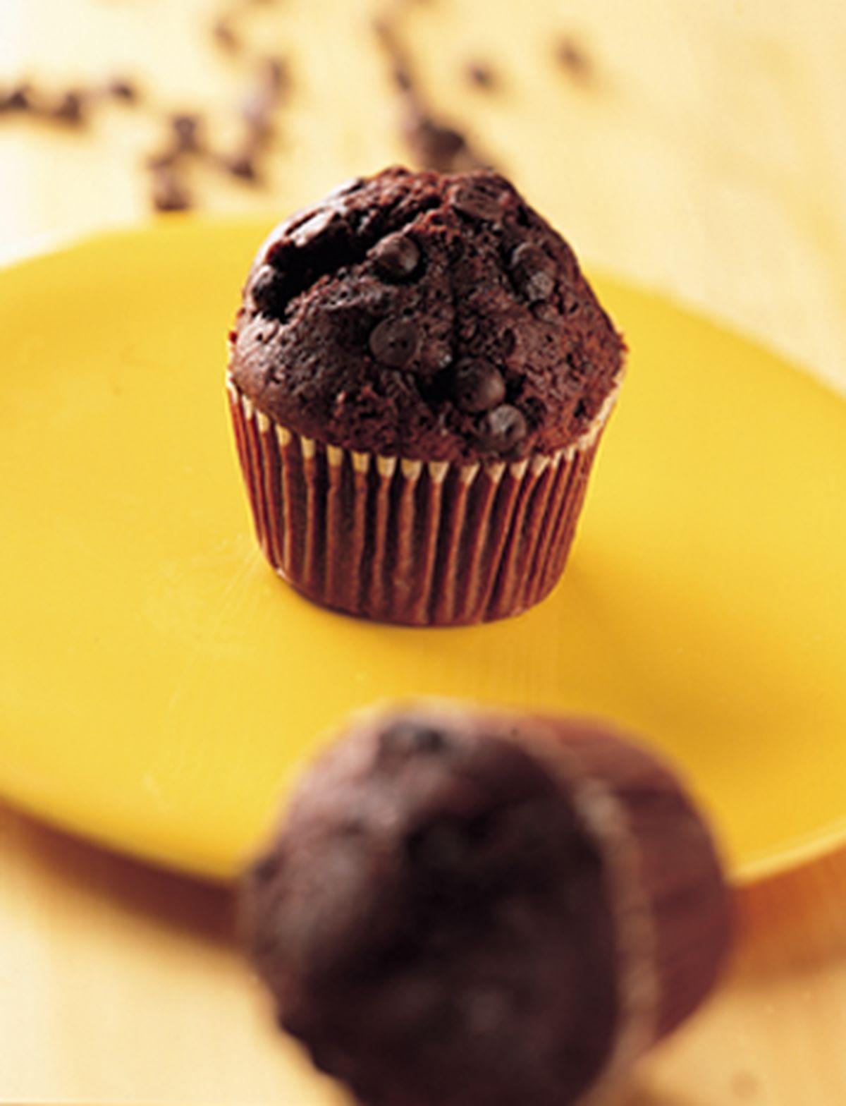 食譜:巧克力麥芬