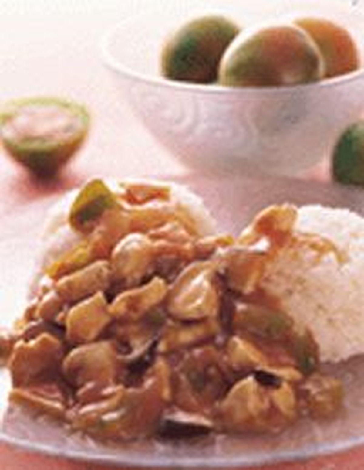 食譜:蕃茄雞丁燴飯