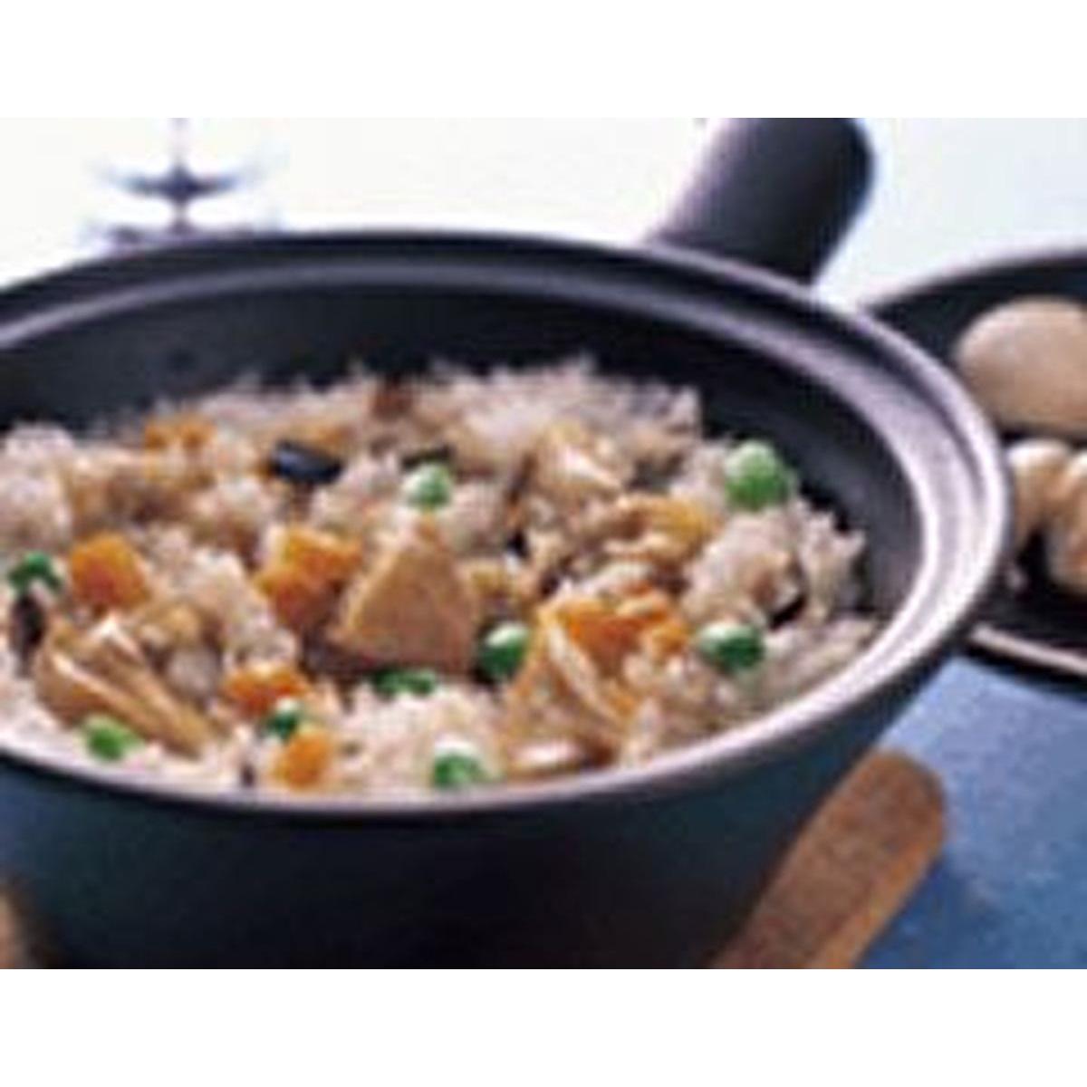 食譜:原鍋雞肉飯