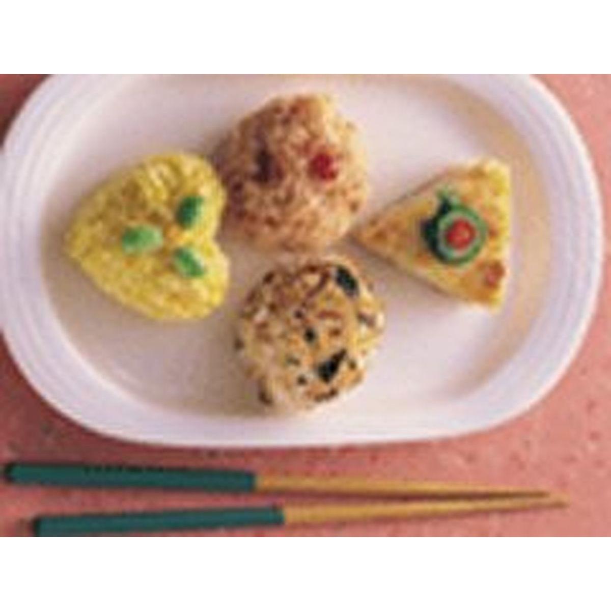 食譜:日式煎飯糰