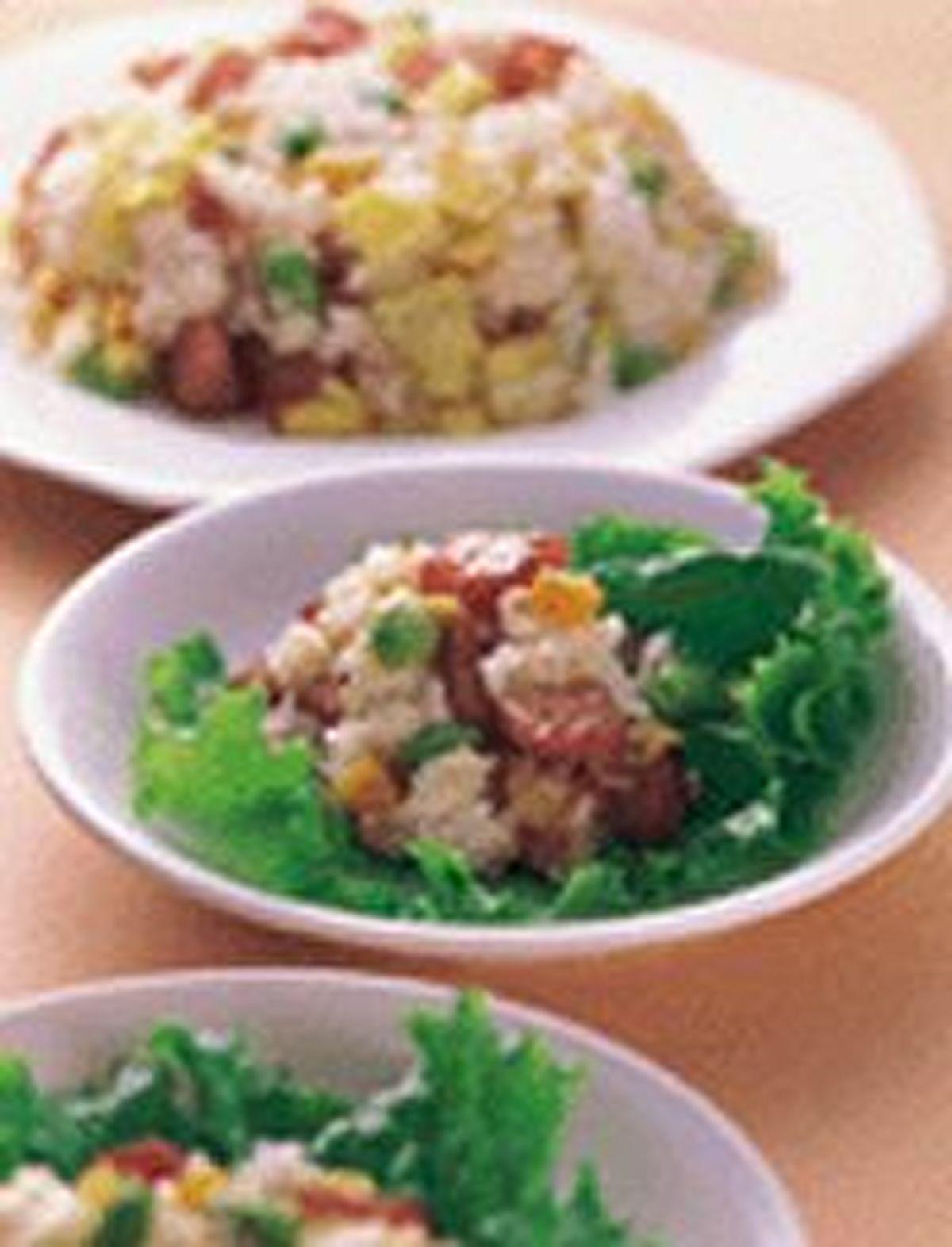 食譜:廣州炒飯