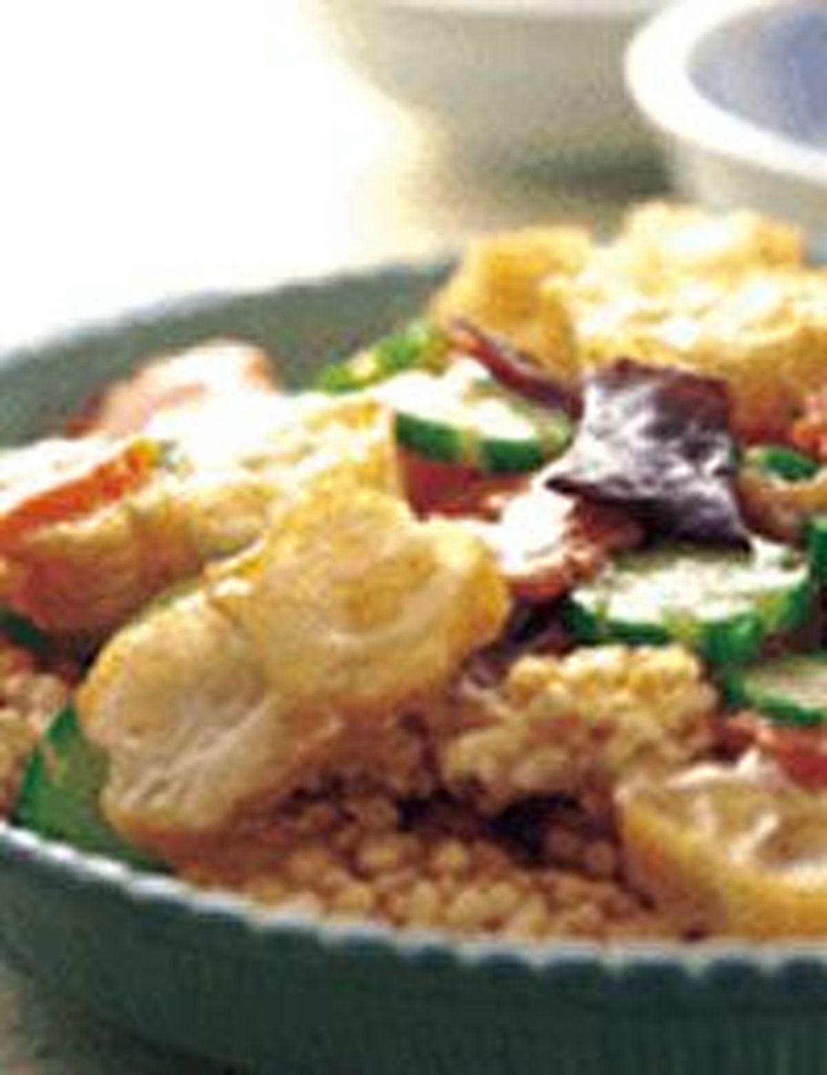 食譜:素錦燴鍋巴