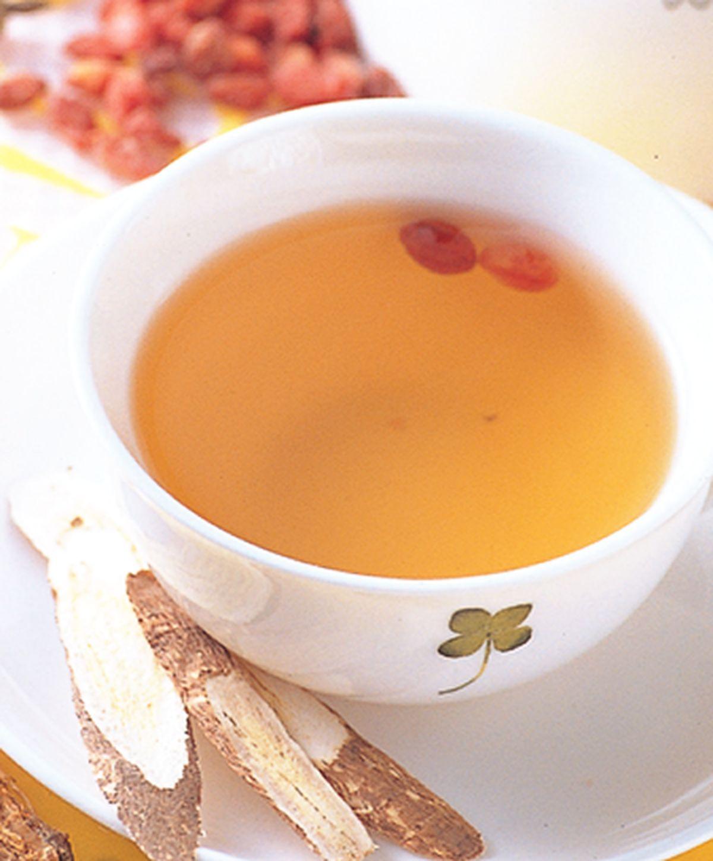 食譜:玫瑰蔘茶