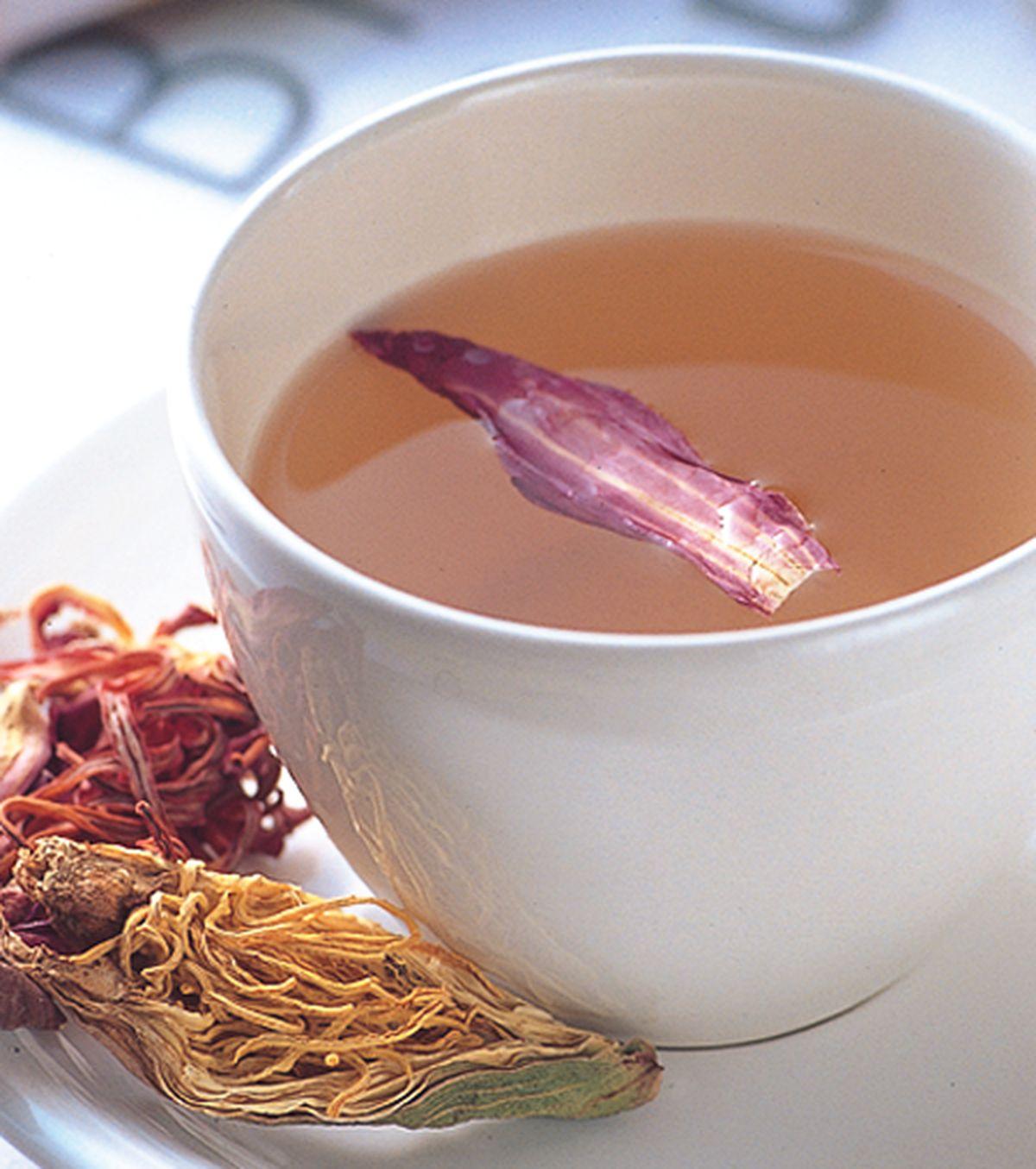 食譜:蓮花茶