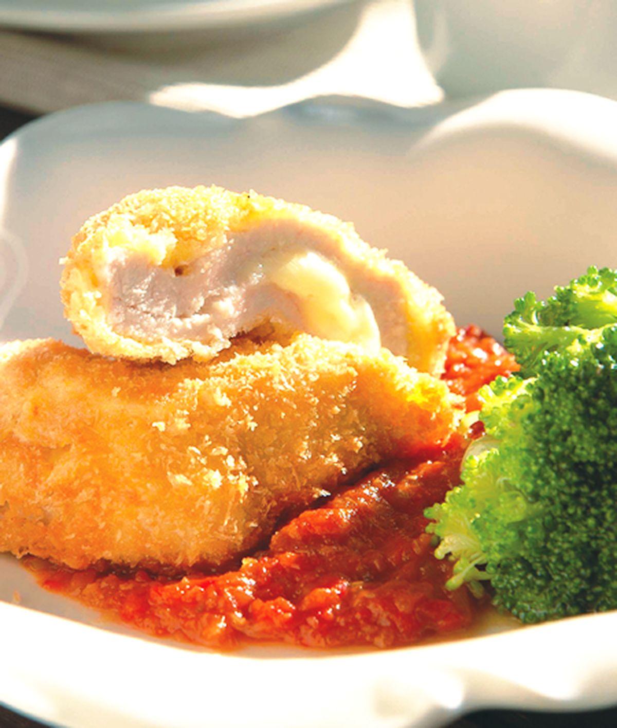 食譜:吉利豬排佐蕃茄甜椒醬