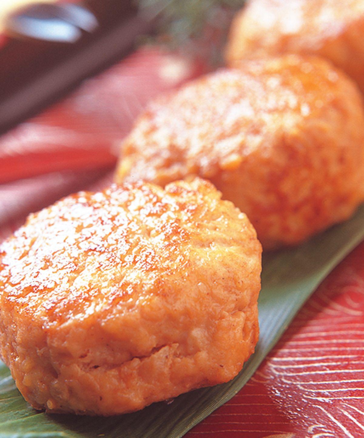 食譜:雞肉丸子(2)