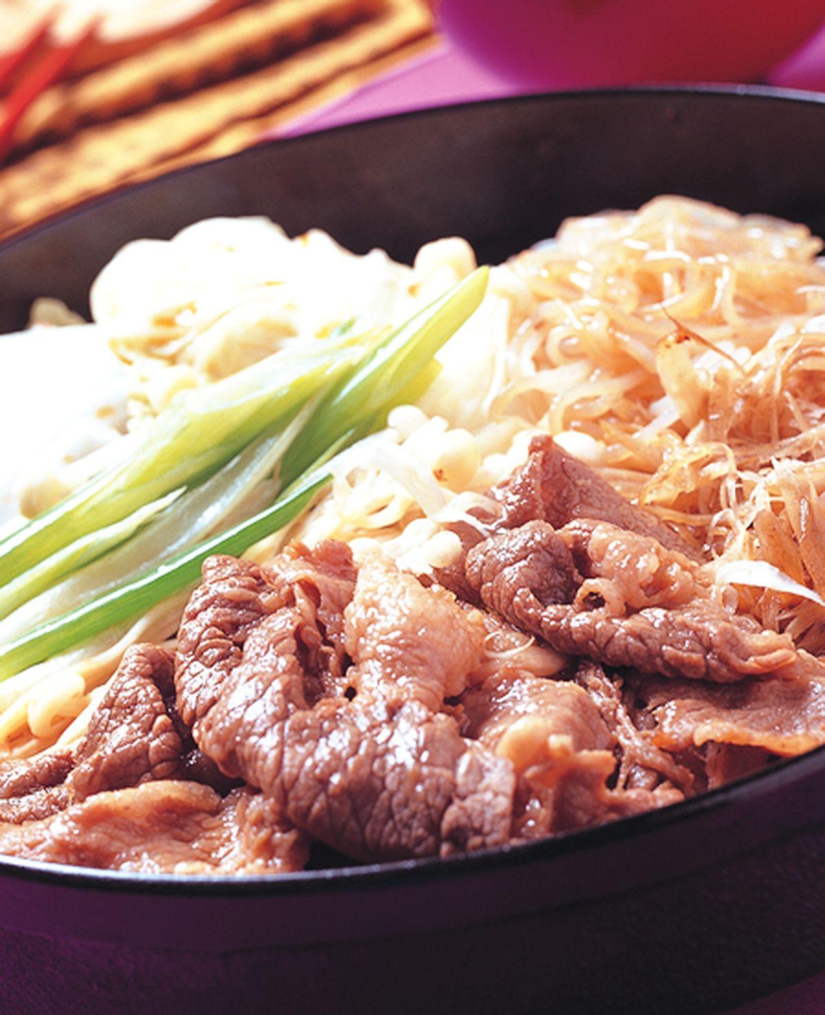 食譜:壽喜燒(1)