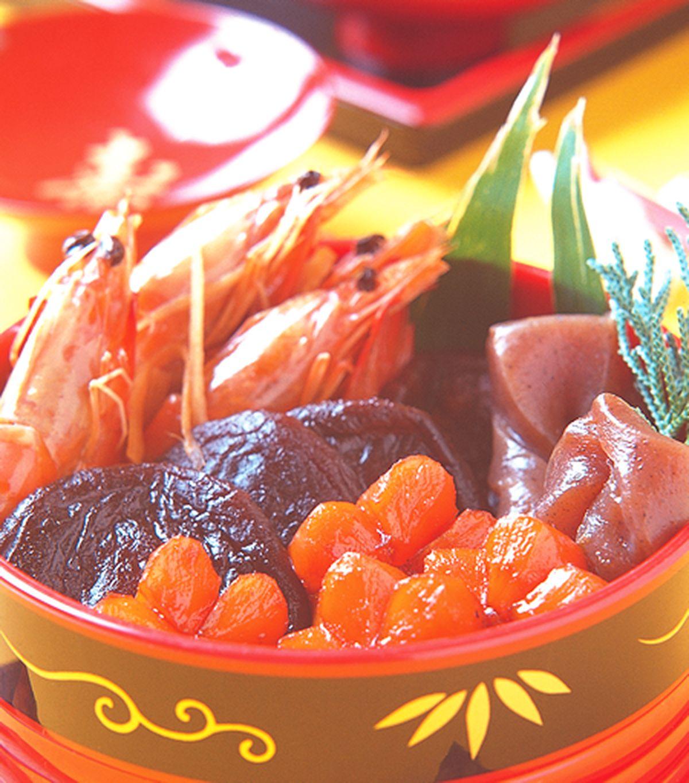 食譜:香菇甘味煮