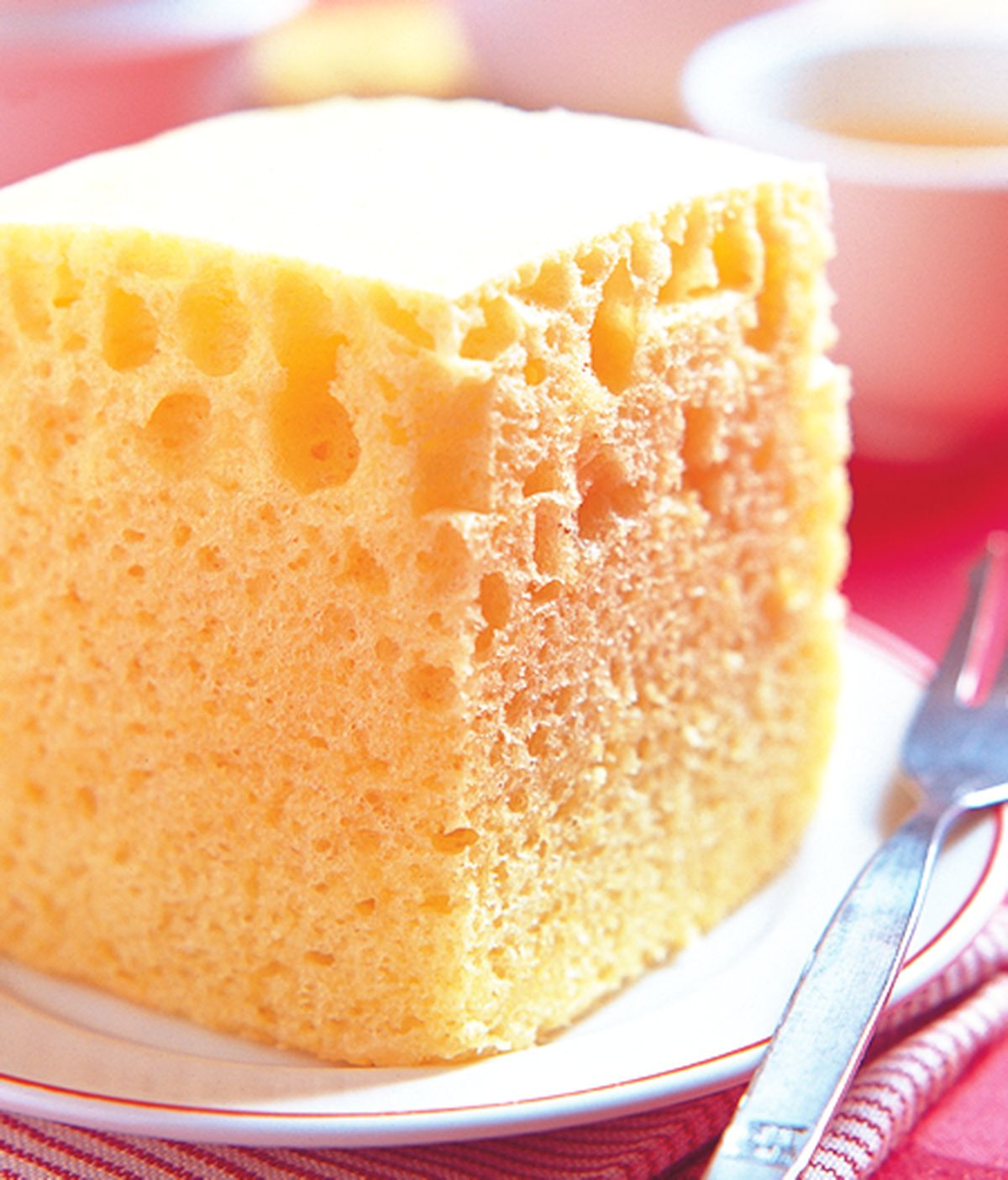 食譜:港式馬拉糕