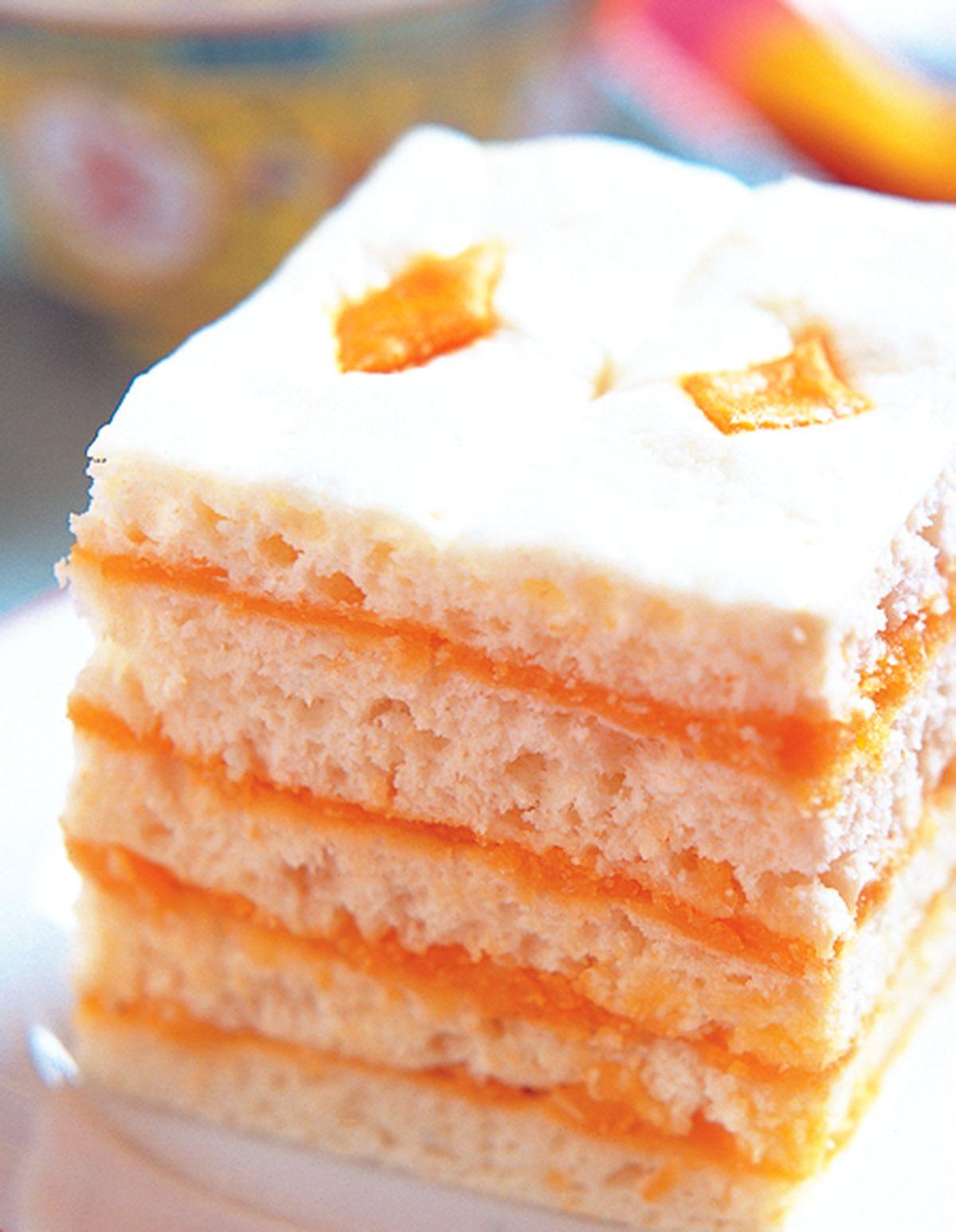 食譜:蛋黃千層糕(1)