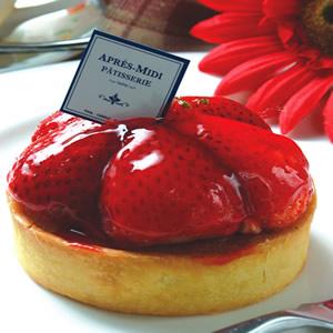 香甜草莓塔(1)