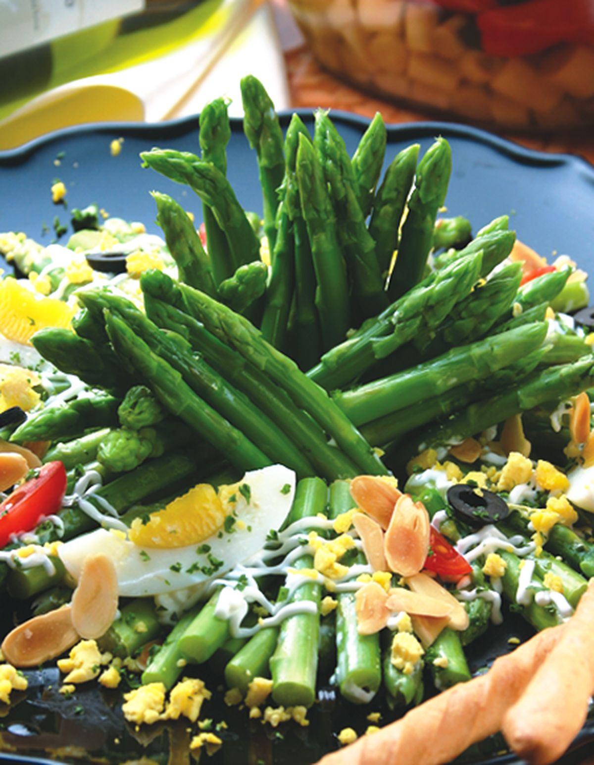 食譜:米蘭式蘆筍