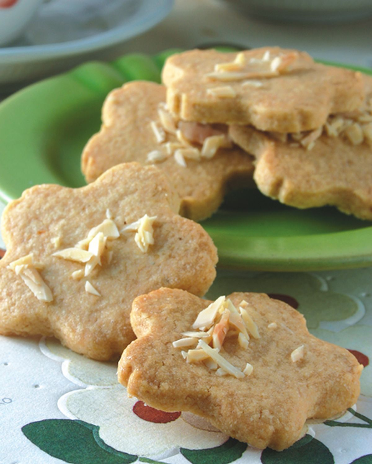 食譜:手工豆香餅乾