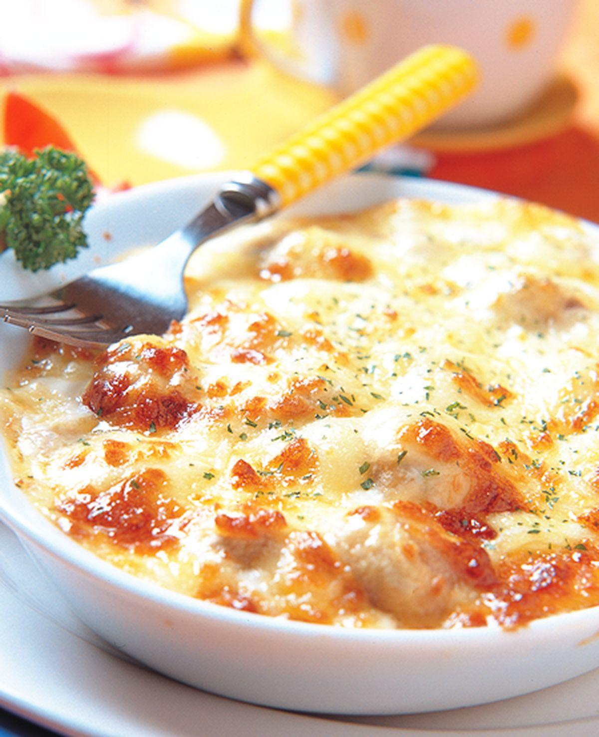 食譜:焗烤蘑菇