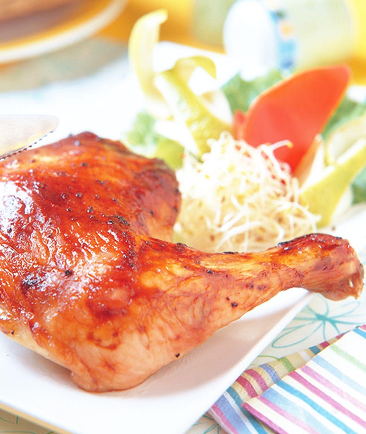 食譜:原味烤雞腿