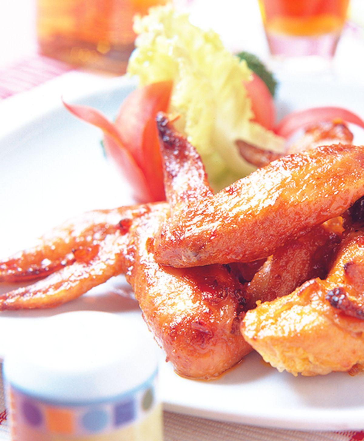 食譜:紐奧良辣雞翅(1)