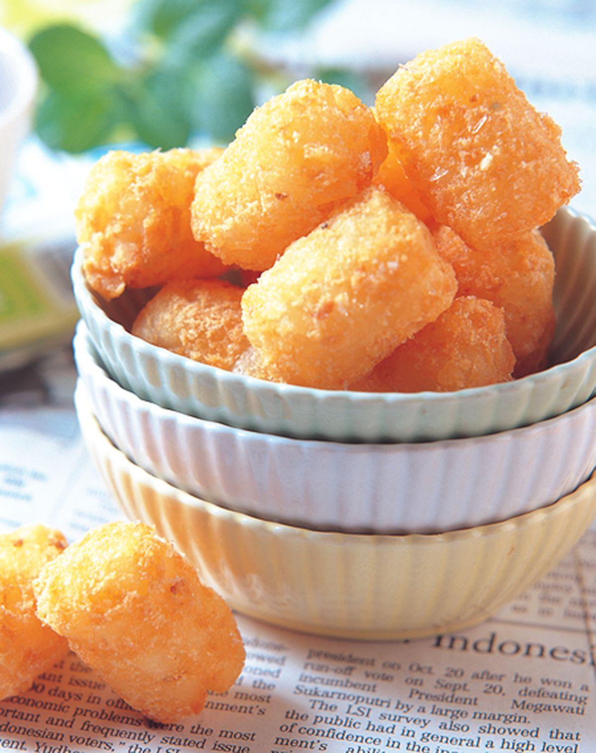 食譜:炸薯球(1)
