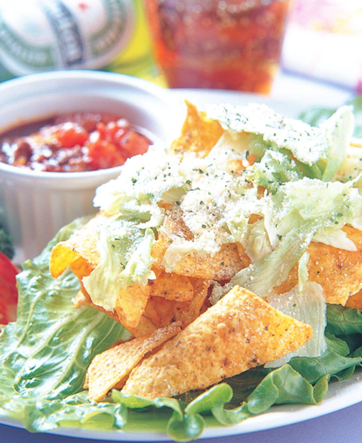 食譜:墨西哥玉米餅(1)