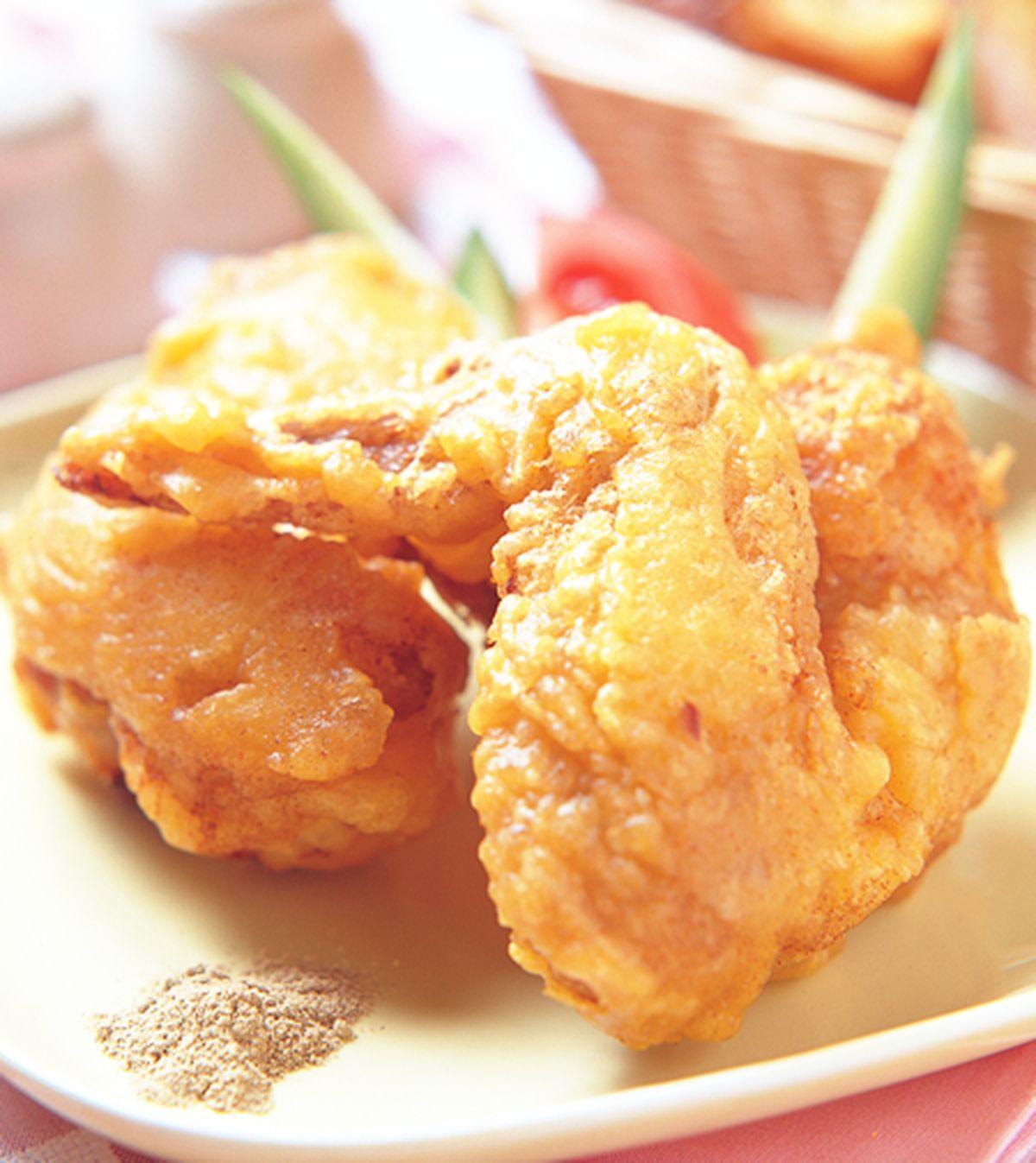 食譜:香炸脆雞翅(1)