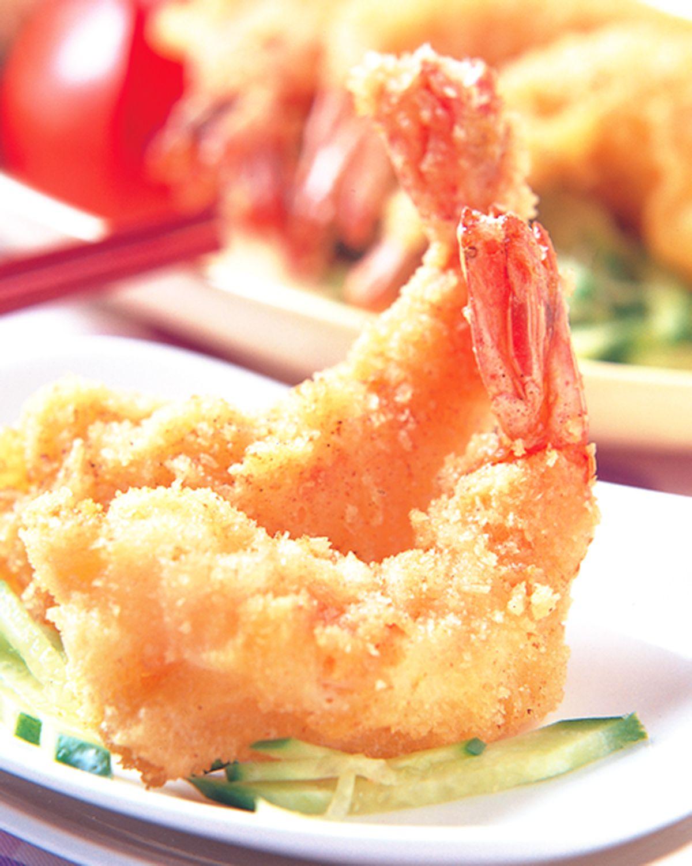 食譜:香炸蝦條