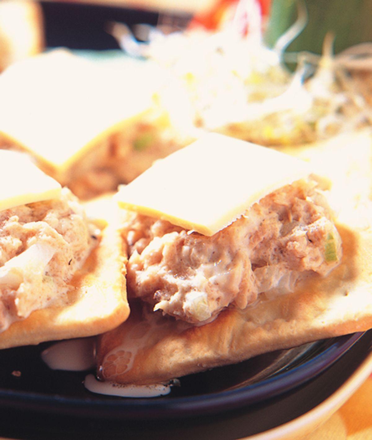 食譜:鮪魚乳酪餅乾