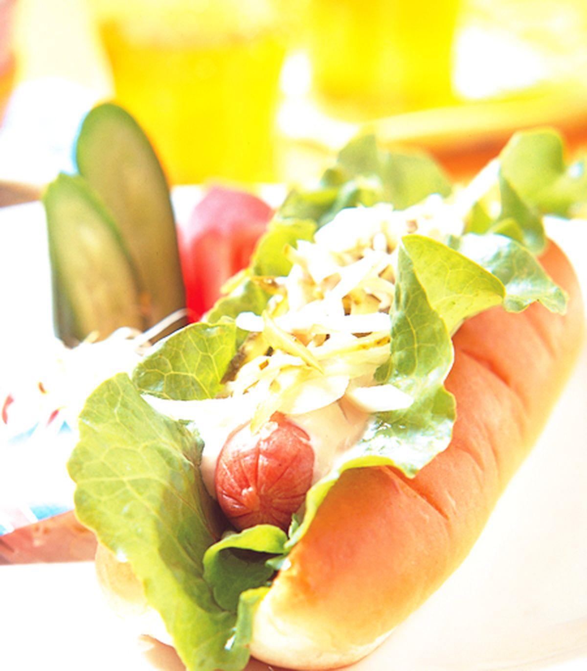 食譜:熱狗大亨堡