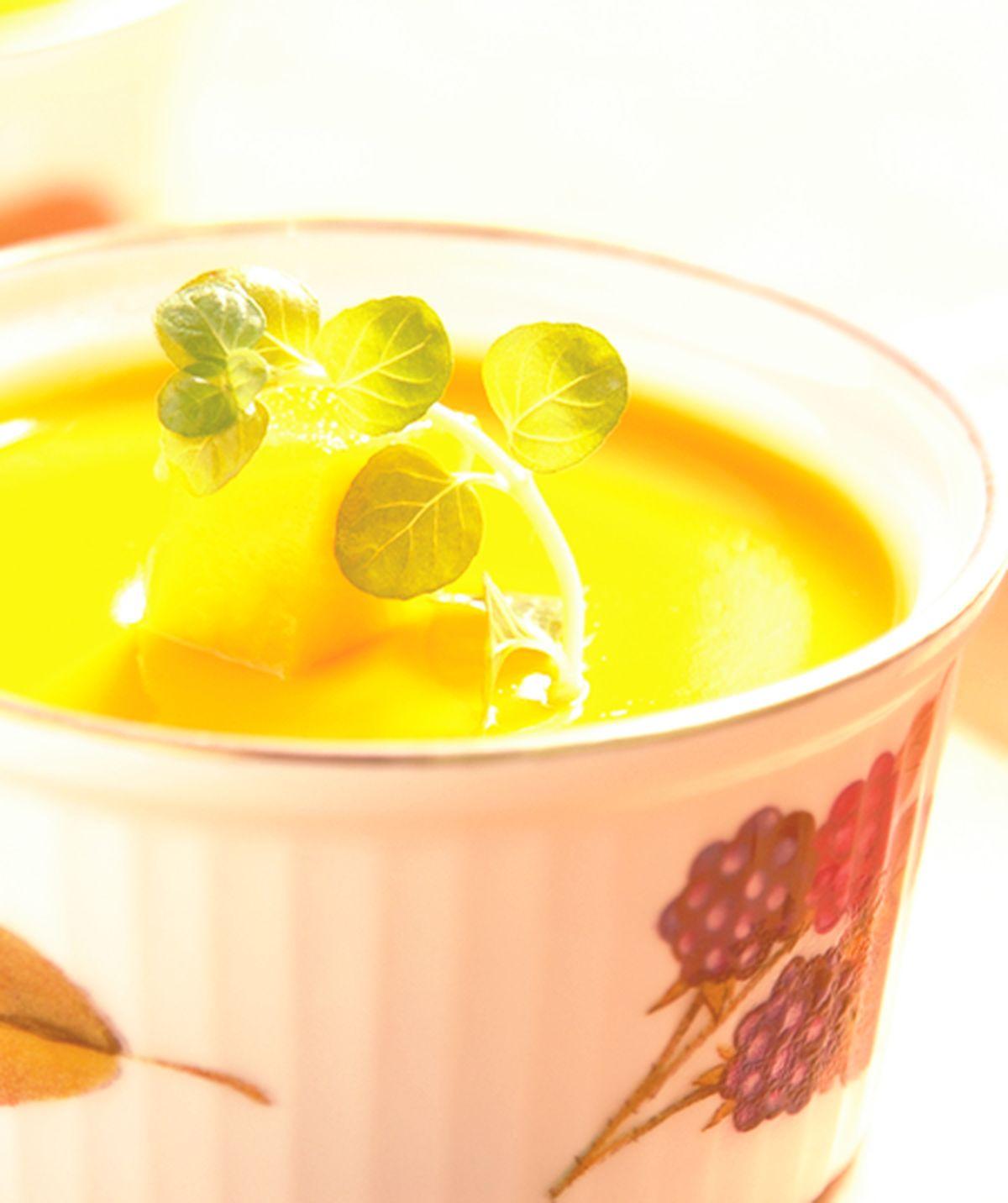 食譜:芒果凝露
