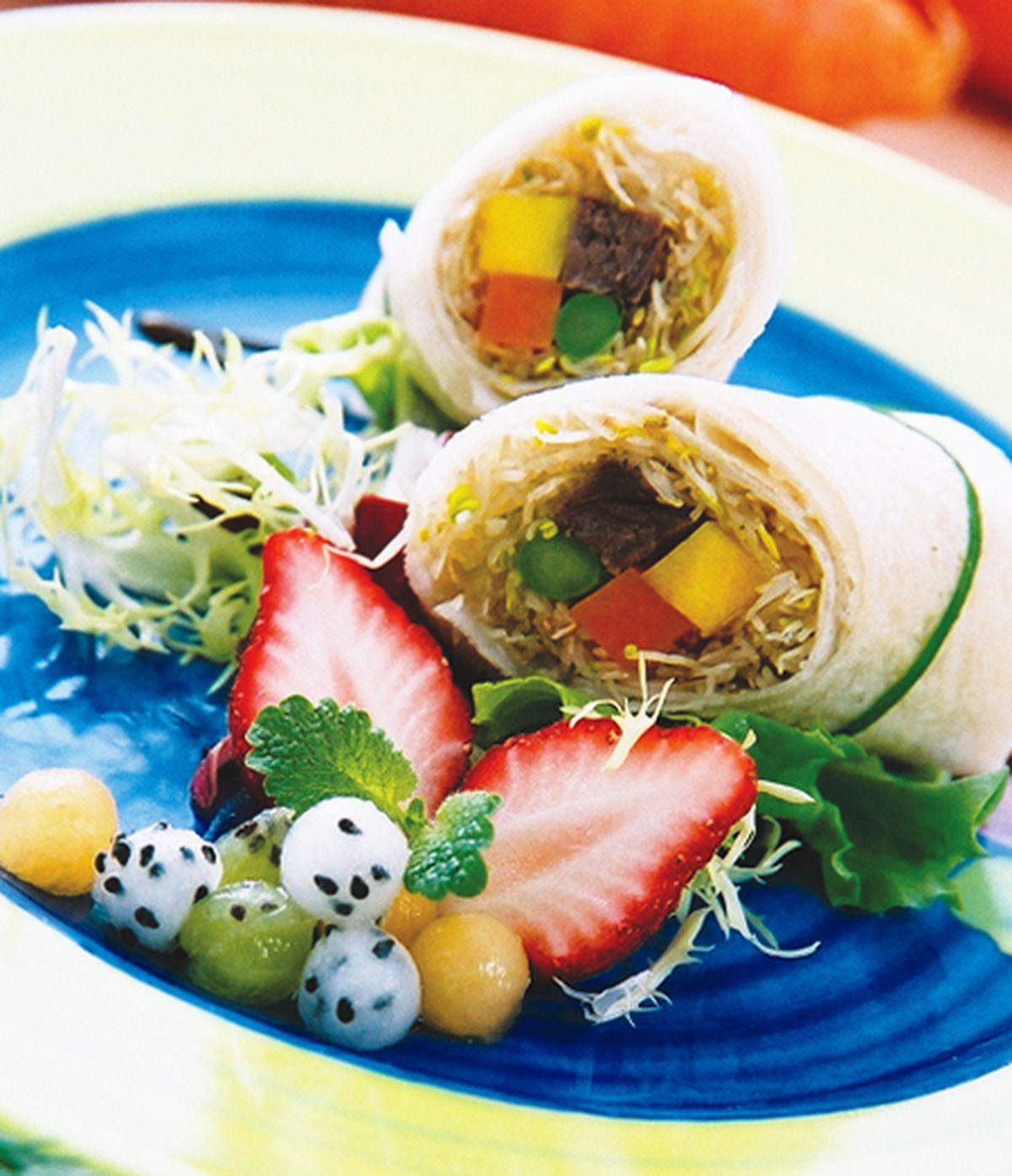 食譜:京醬牛肉捲(1)