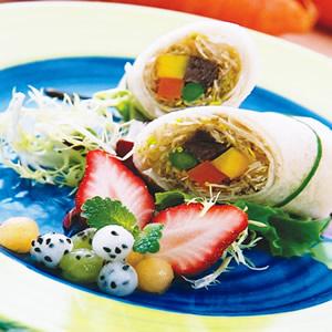 京醬牛肉捲(1)