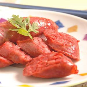 紅糟豬肉香腸