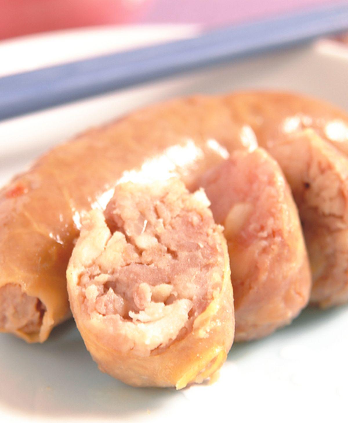 食譜:雞肉香腸
