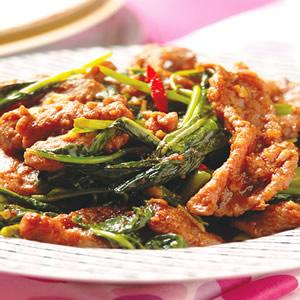 沙茶牛肉(3)