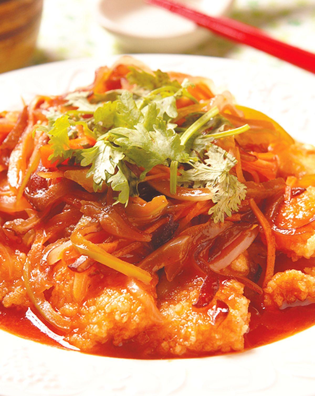 食譜:糖醋魚片(1)