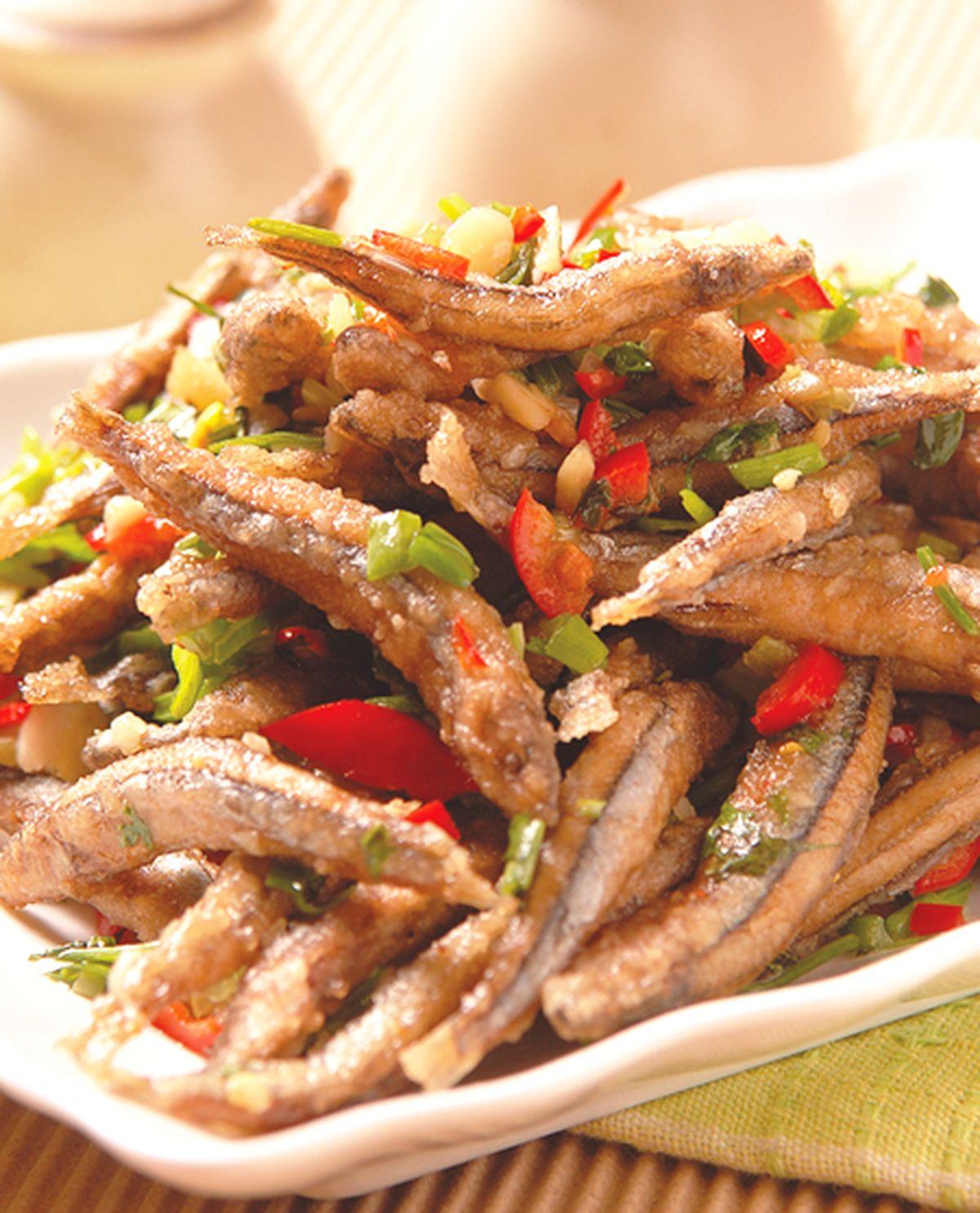 食譜:炒丁香魚