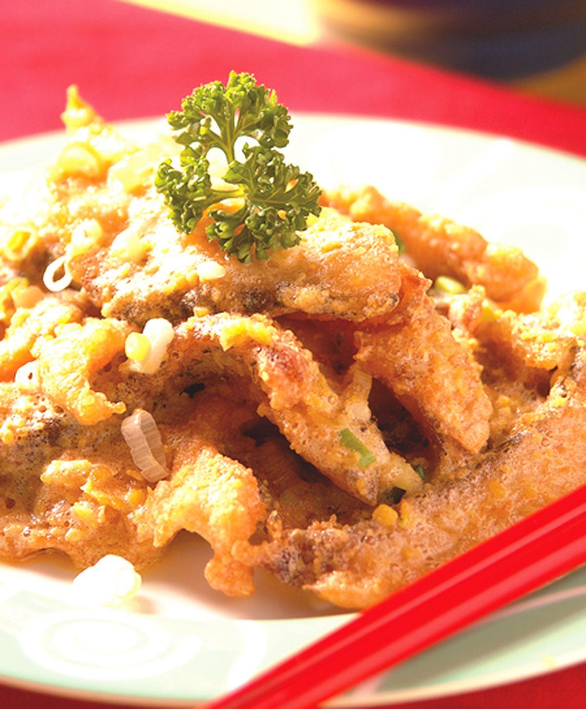 食譜:金沙魚片