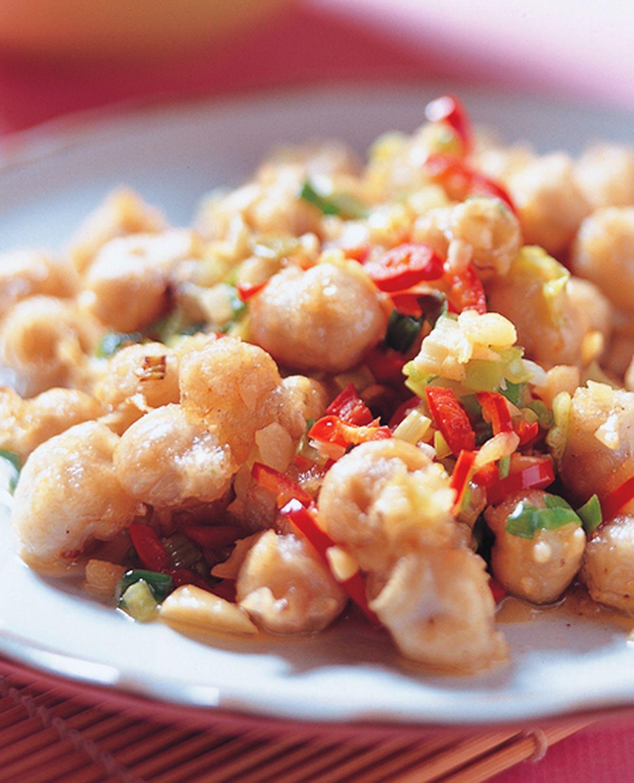 食譜:椒鹽龍珠(1)