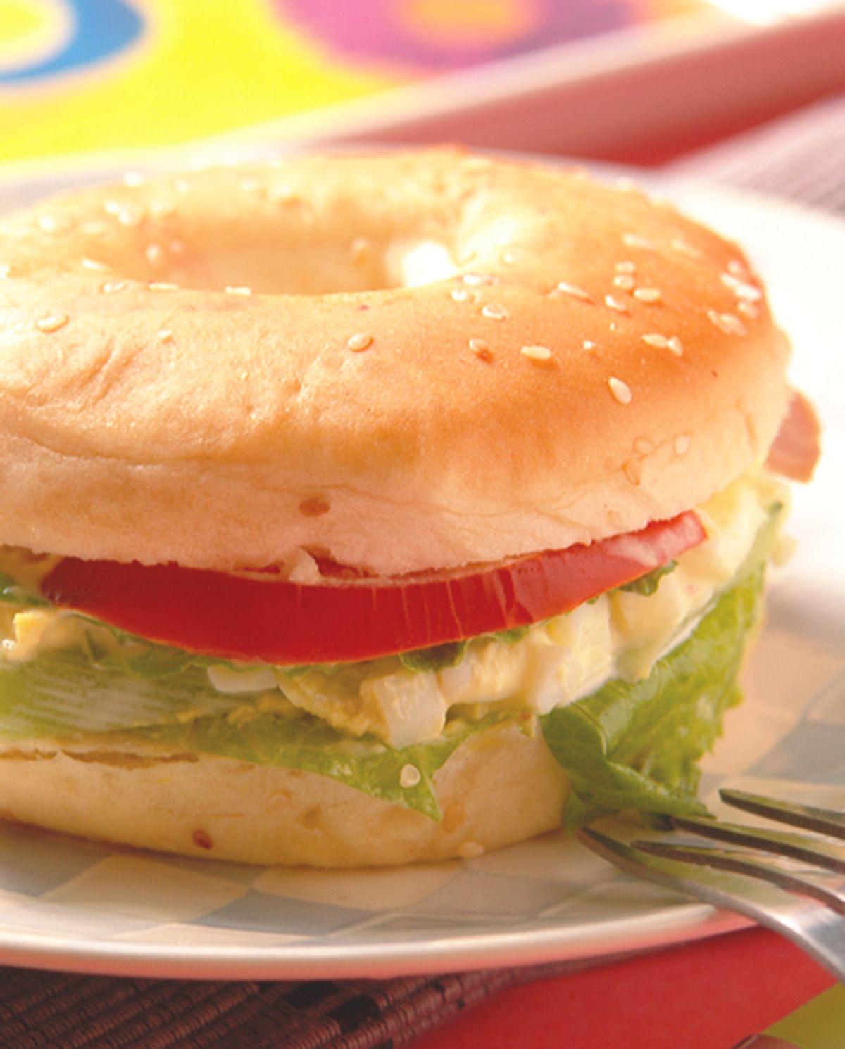 食譜:蛋沙拉光餅