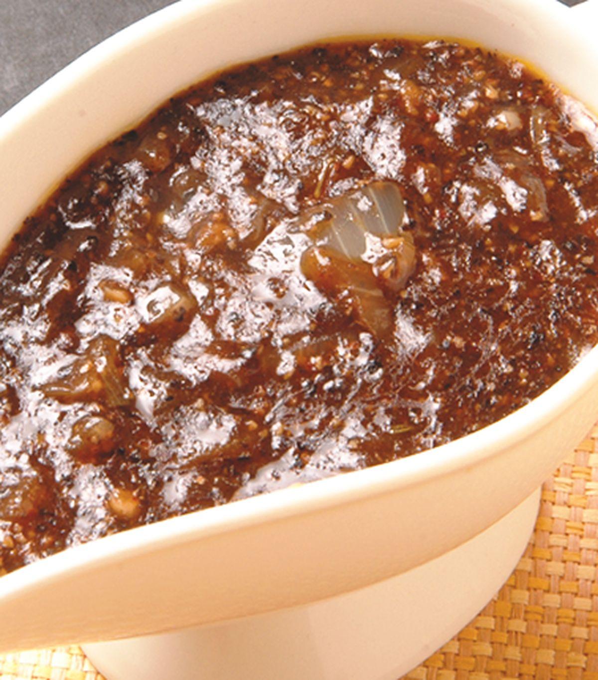 食譜:黑胡椒醬(5)