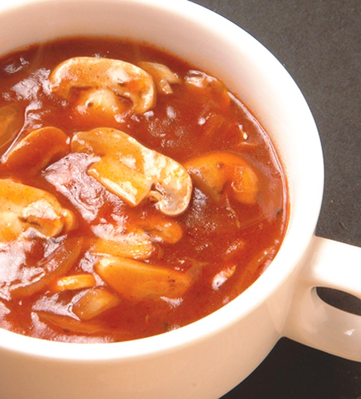 食譜:蘑菇醬(1)