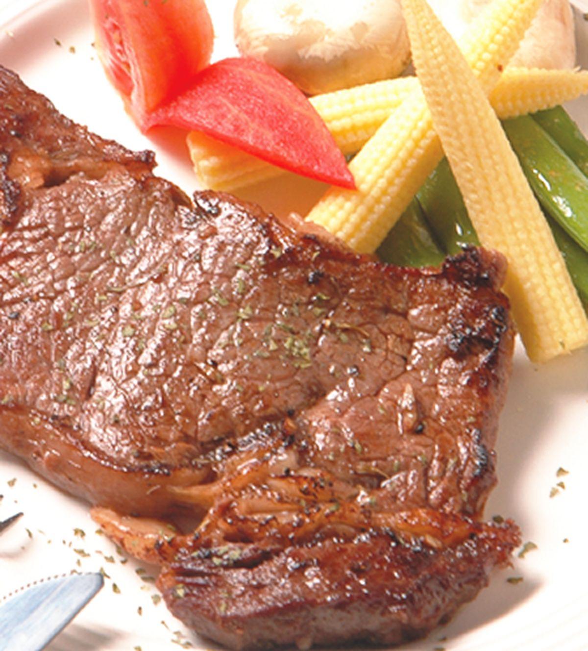 食譜:紐約克牛排(1)