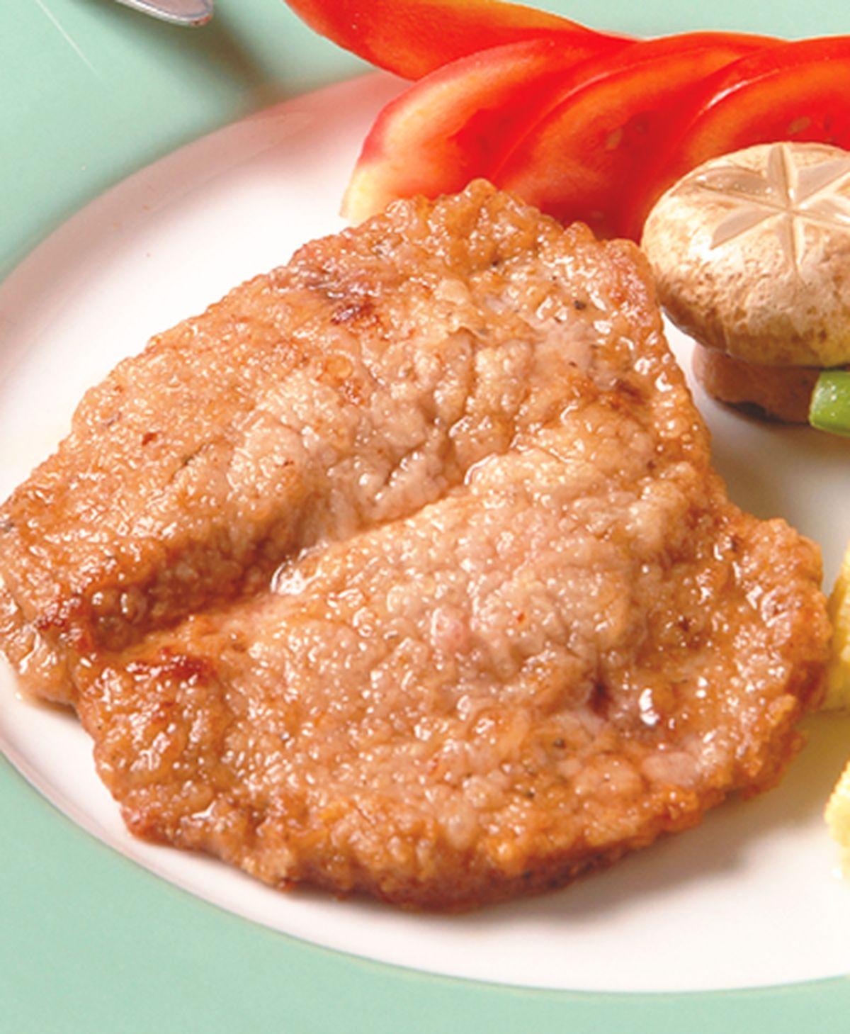 食譜:里肌豬排(2)