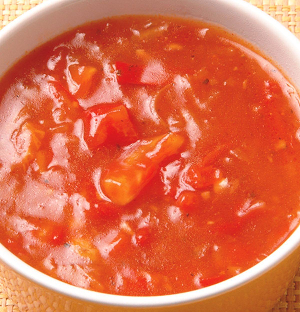 食譜:蕃茄醬汁