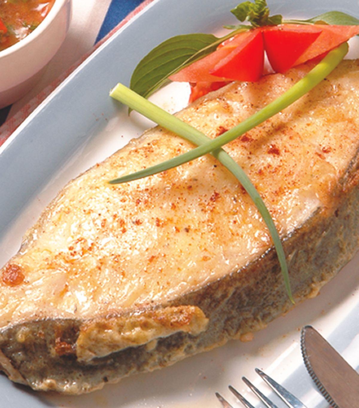 食譜:阿拉斯加鱈魚排