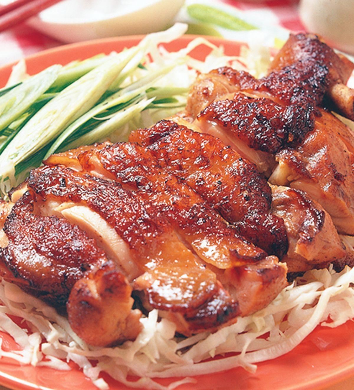 食譜:香煎雞腿