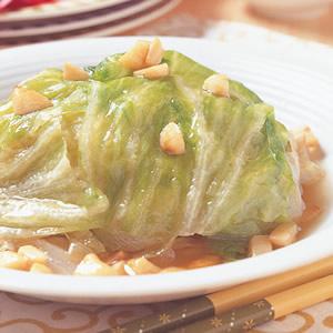 蒜香西生菜