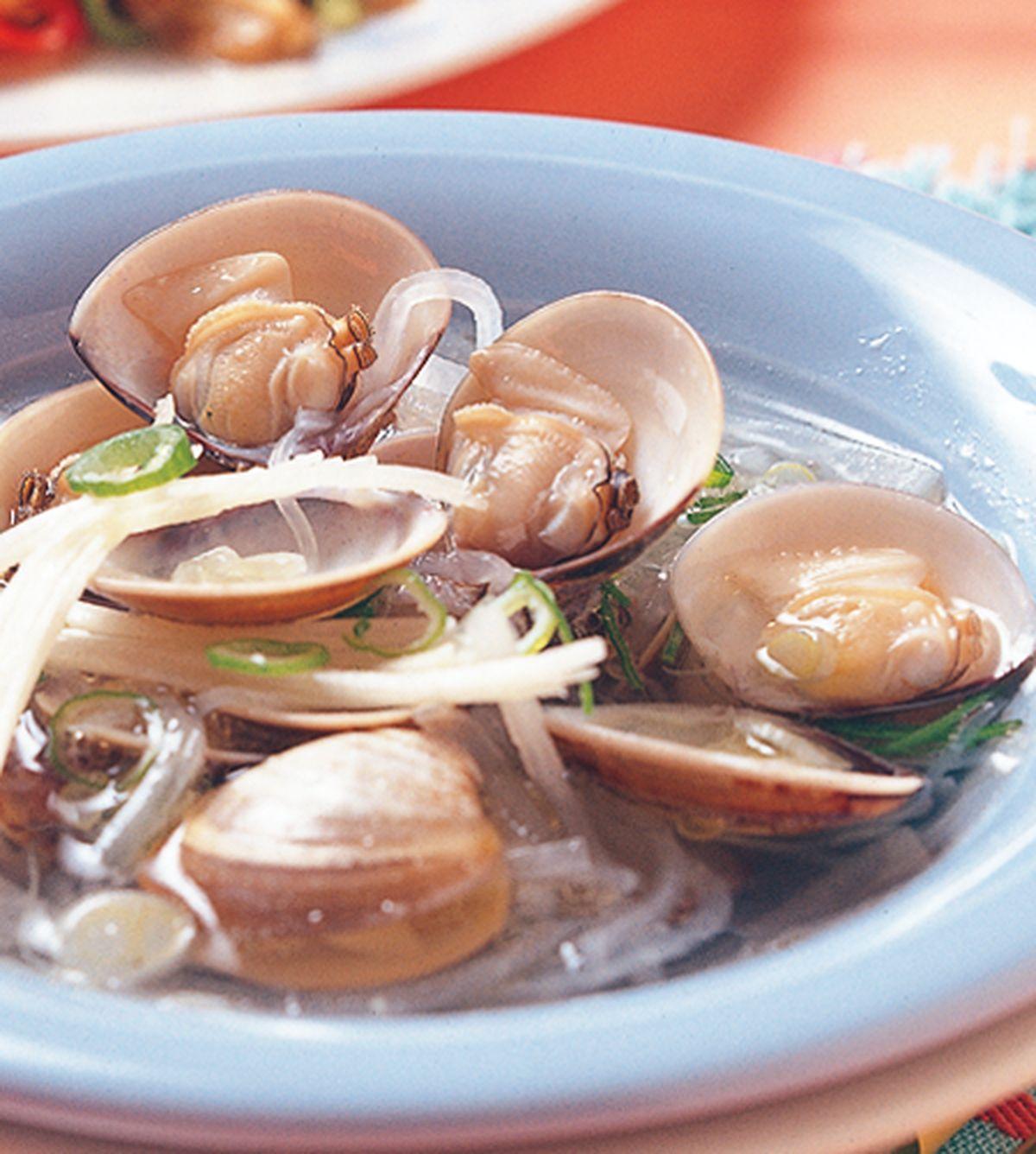 食譜:蘿蔔絲蛤蜊湯