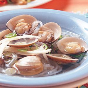 蘿蔔絲蛤蜊湯