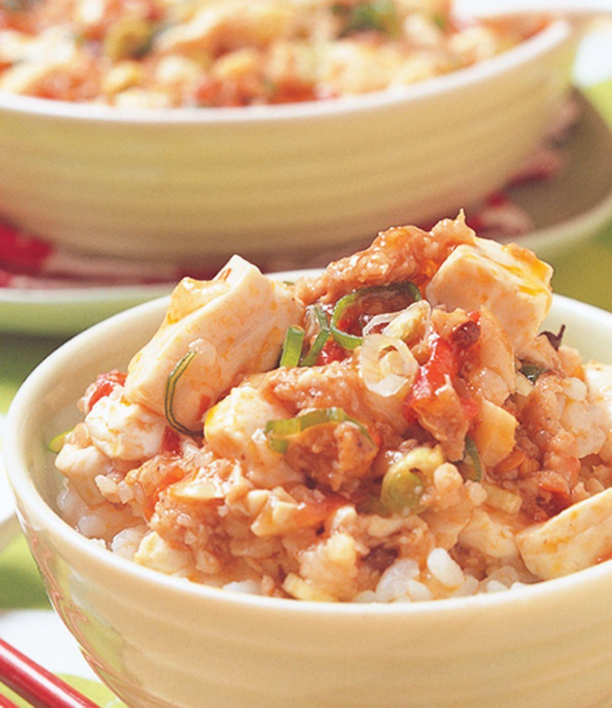 食譜:麻婆豆腐(11)